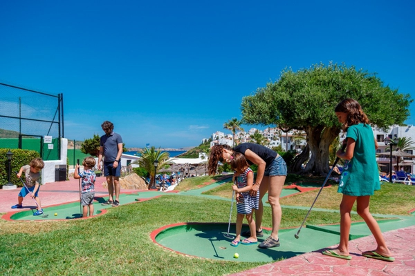 Junior club carema club resort menorca