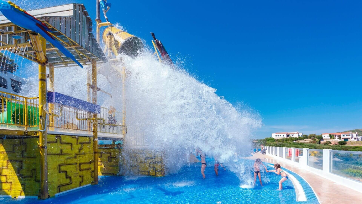 Splash Park Carema Hotels