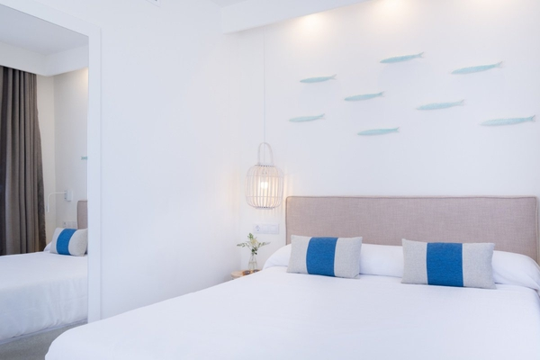 Apartment carema beach menorca