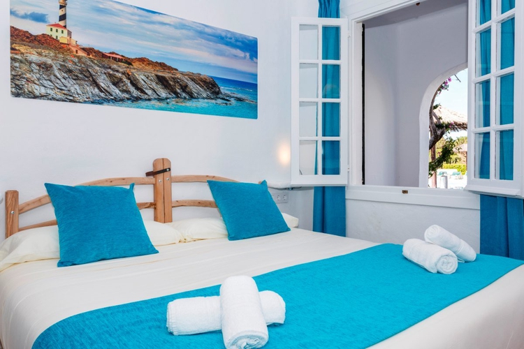 Appartement 1 chambre priority location carema garden village menorca